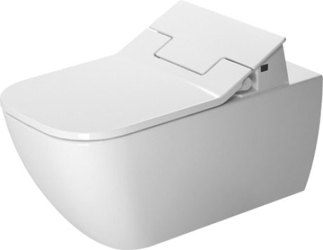 Унитаз подвесной Rimless Duravit Happy D.2 2550590000 - duravit shop