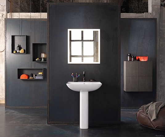 Раковина 45 см Duravit ME by Starck 0719450000 - duravit shop
