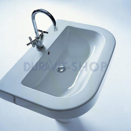 Раковина 65x52 Duravit Happy D 0417650000 - duravit shop