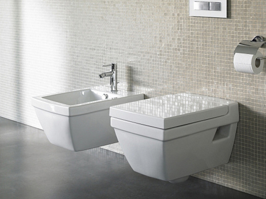Биде подвесное Duravit 2 Nd Floor 2254150000 - duravit shop