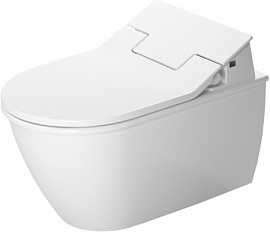 Унитаз подвесной Rimless Duravit Darling new SensoWash 2563590000